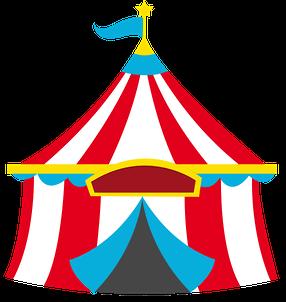 Picasa Web Albums | Circo desenho, Tenda de circo, Circo