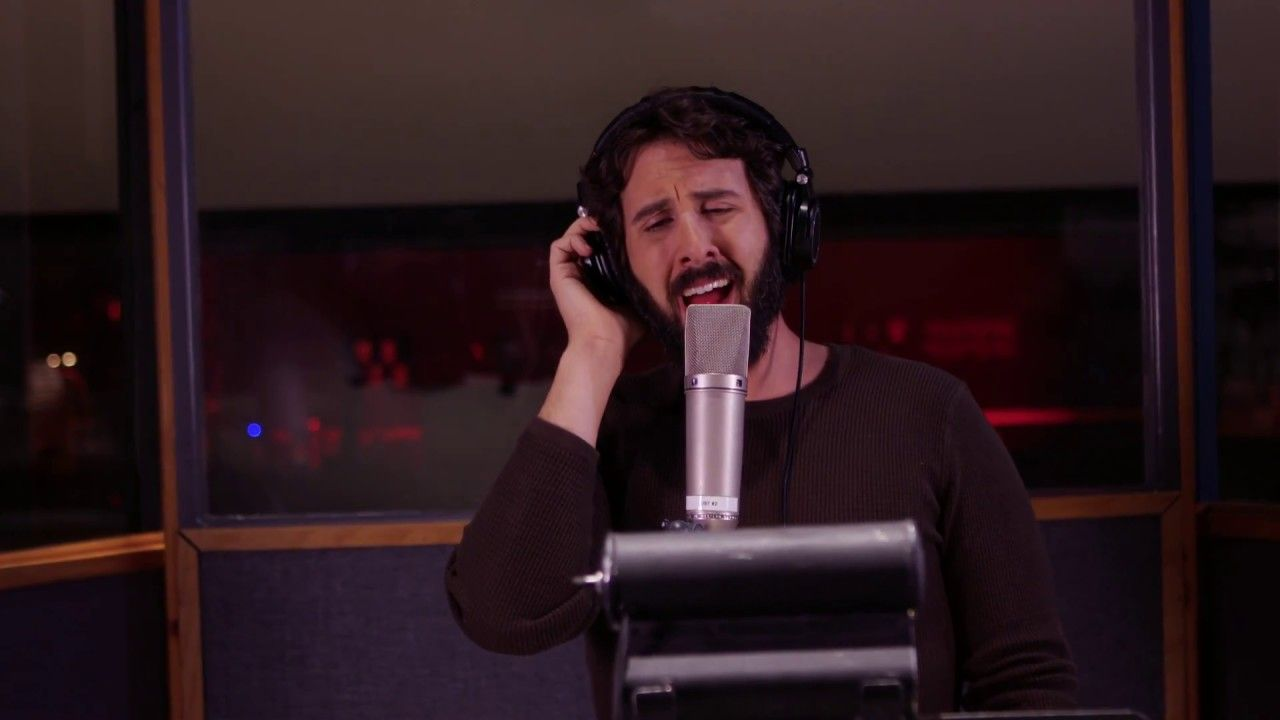 Josh Groban - White Christmas (Behind The Scenes Of Recording The ...