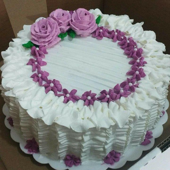 Pin De Debbie Timpa Em Cakes Decoracao De Bolo Bolo Chantily Bolo