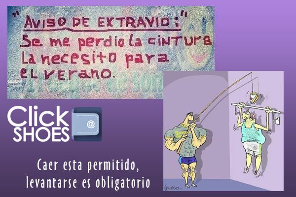 Principio del 2014... www.clickshoes.com.mx