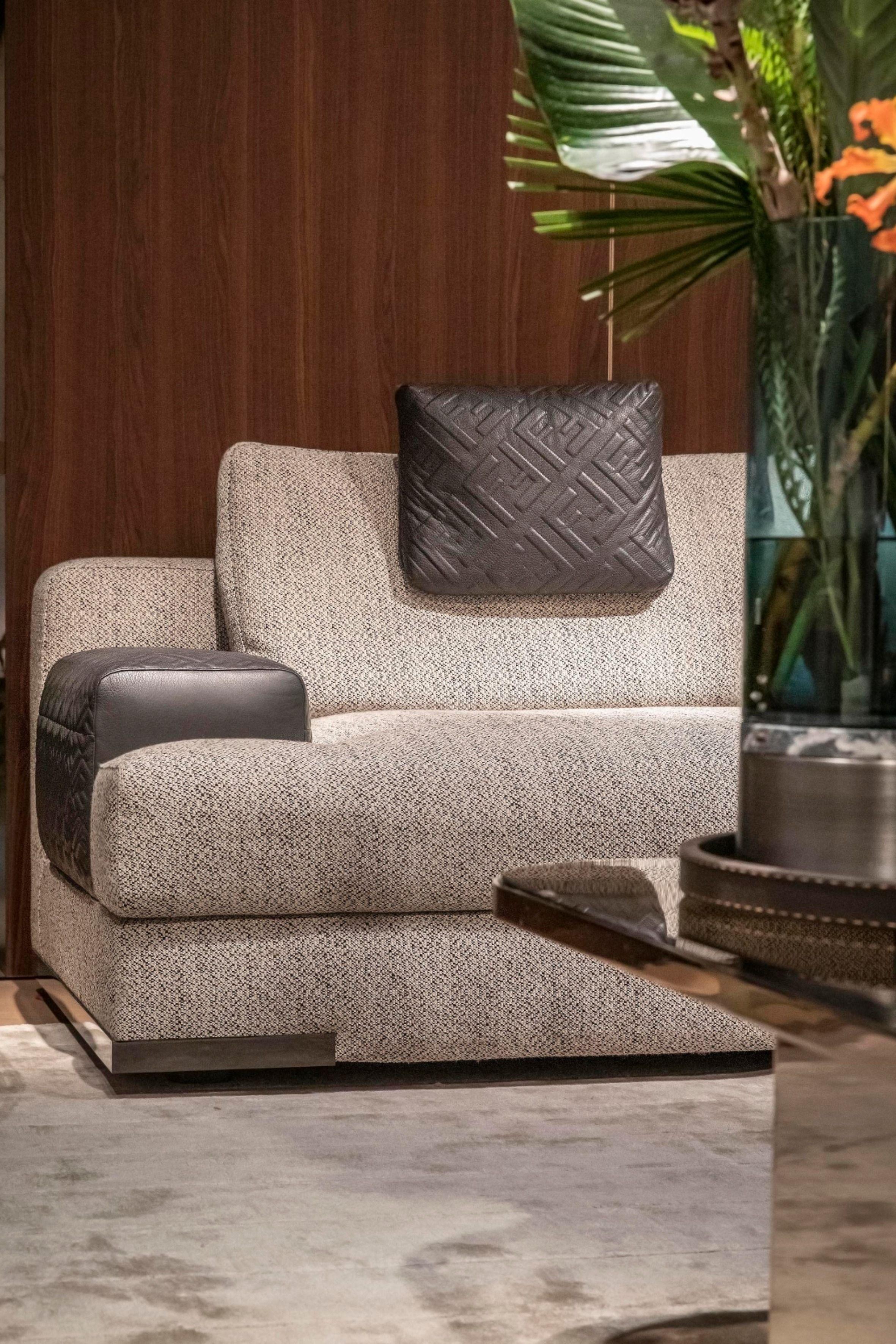 #sofa #Fendi #luxuryfurniture #interiordesign #LuxuryLivingGroup