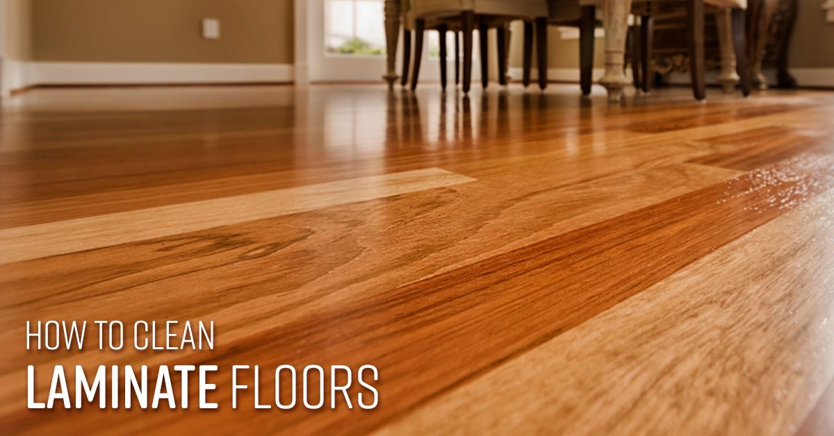 How to clean laminate floors in 2020 how to clean