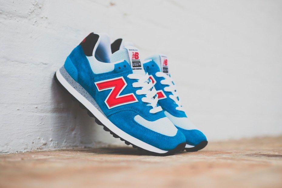 zapatos new balance 2014