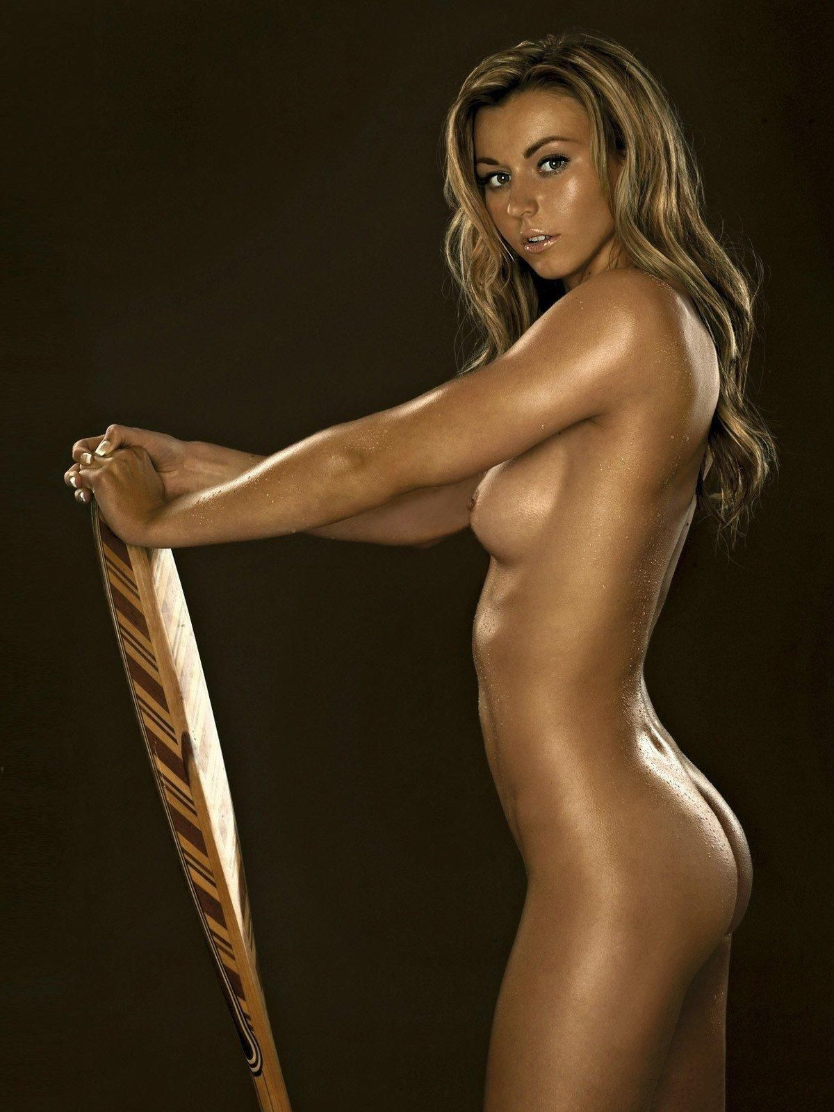 Naked Olympic Athletes  New Girl Wallpaper-2370