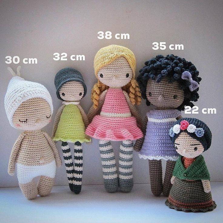 Amigurumi crochet patterns by AmourFou | Patrones amigurumi ...