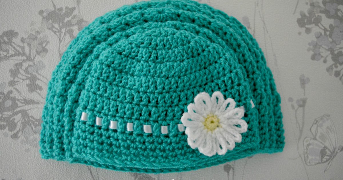 Free Crochet Flower Pattern Easy To Crochet On 2 Rounds Makes This