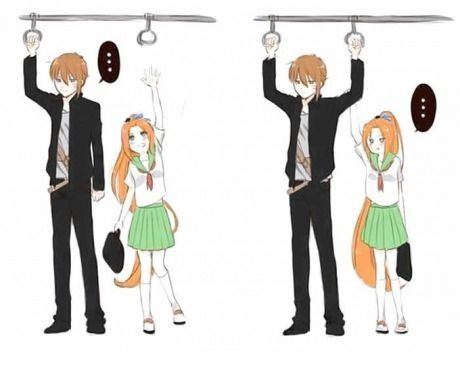 anime adorableness