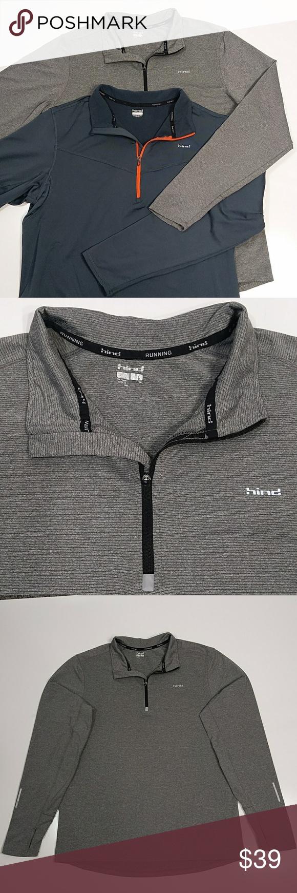 hind hydra running shirt