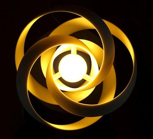 3d Printed Lamp http://www.designermelbourne.com.au ...
