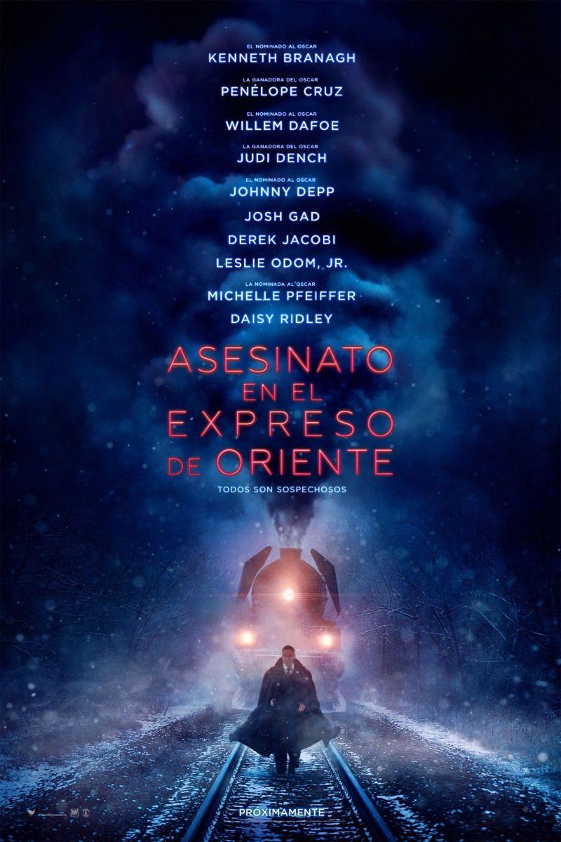 Убийство в Восточном экспрессе (2017) | Постер фильма ...