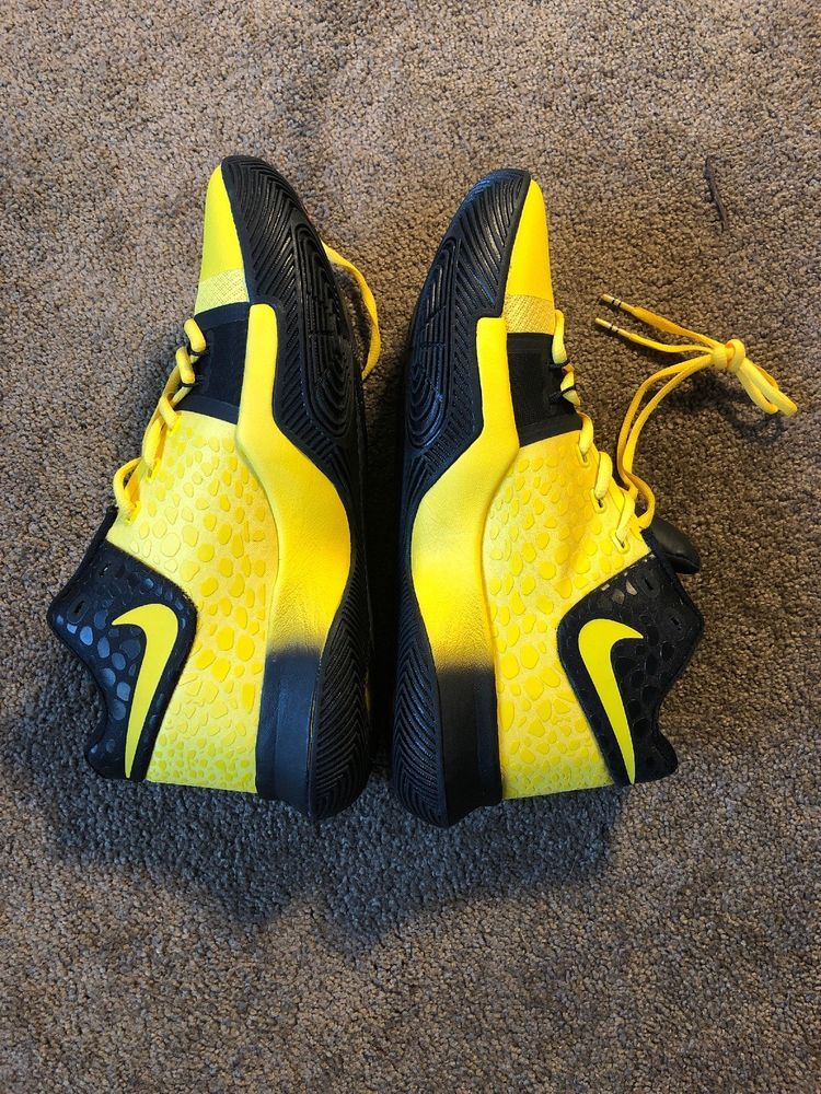 reputable site 9223a af55f Kyrie Irving Bruce Lee Size 12 AJ1692-700 #fashion #clothing ...