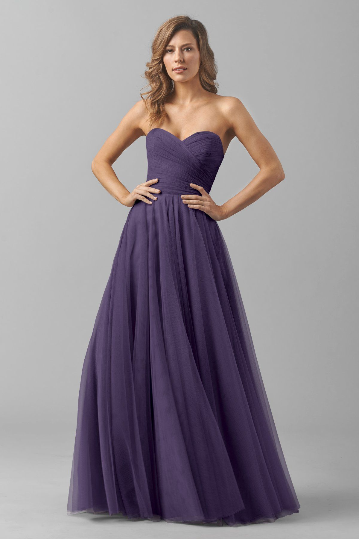 Liz 8360i | Bridesmaids | Watters | Bridesmaids Dresses | Pinterest