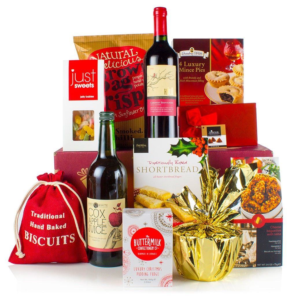 Season S Greetings Carton Send Your Best Wishes To Friends Family Clients And Customer This Christmas With Christmas Hamper Seasons Greetings Gift Hampers