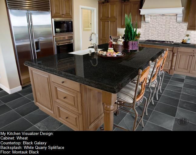 Envision Your Kitchen Tool To Visualize Floor Counter And Backsplash Options Kitchen Tools Design Granite Countertops Kitchen Kitchen Visualizer
