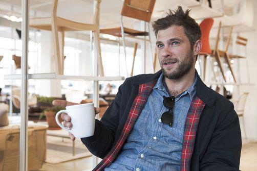 Brook Klausing 1496051 Designer Brook Klausing On Location For