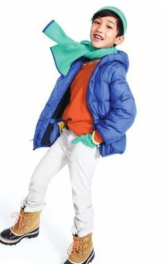 Holiday, Crewcuts Puffer, Vasileé, Accessories, Winter Kids