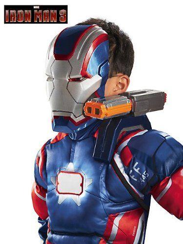 Marvel Iron Man 3 Patriot Boys Halloween Costume  sc 1 st  Pinterest & Marvel Iron Man 3 Patriot Boys Halloween Costume | All Halloween ...