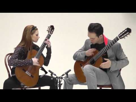 carisma duo playing minor swing by django reinhardt. Black Bedroom Furniture Sets. Home Design Ideas