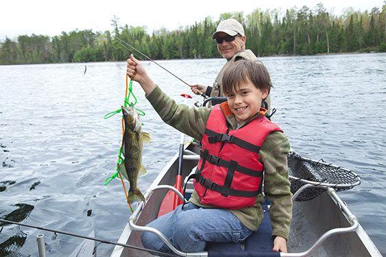 Fishing & Hunting License Information