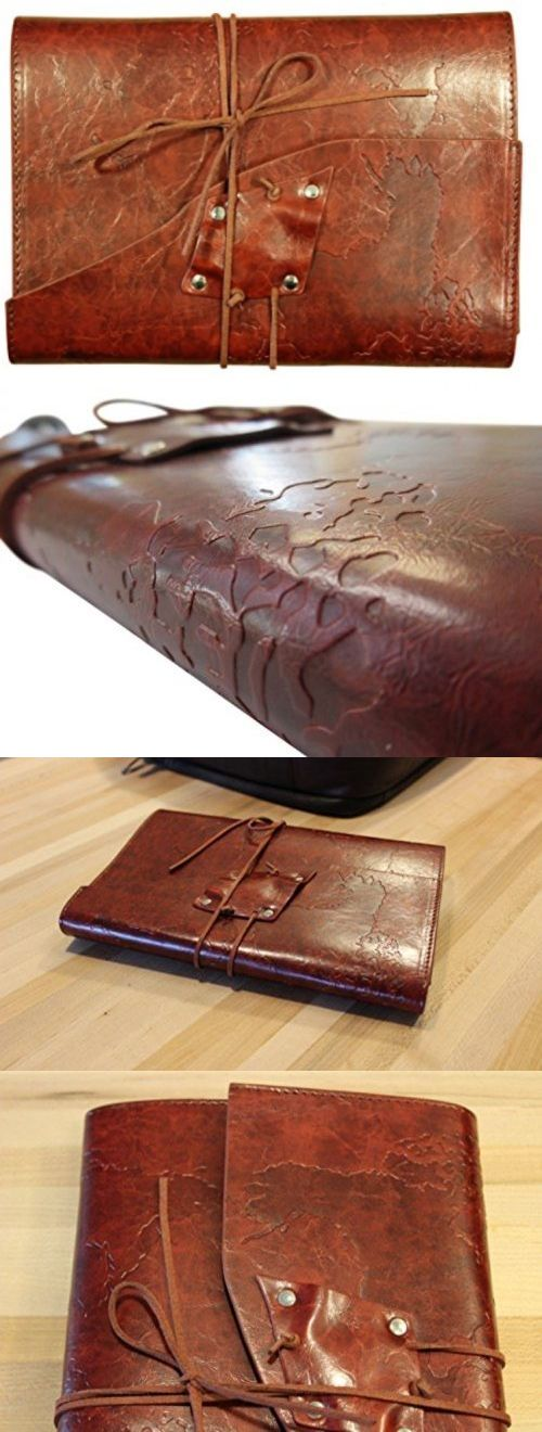 Organizers and day planners 15665 soul leather journal handmade organizers and day planners 15665 soul leather journal handmade embossed world map refillable gumiabroncs Choice Image
