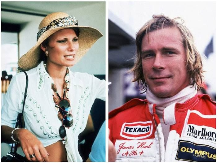 1975 Argentina Suzy Hunt Suzy Miller Wife Of Racing Driver