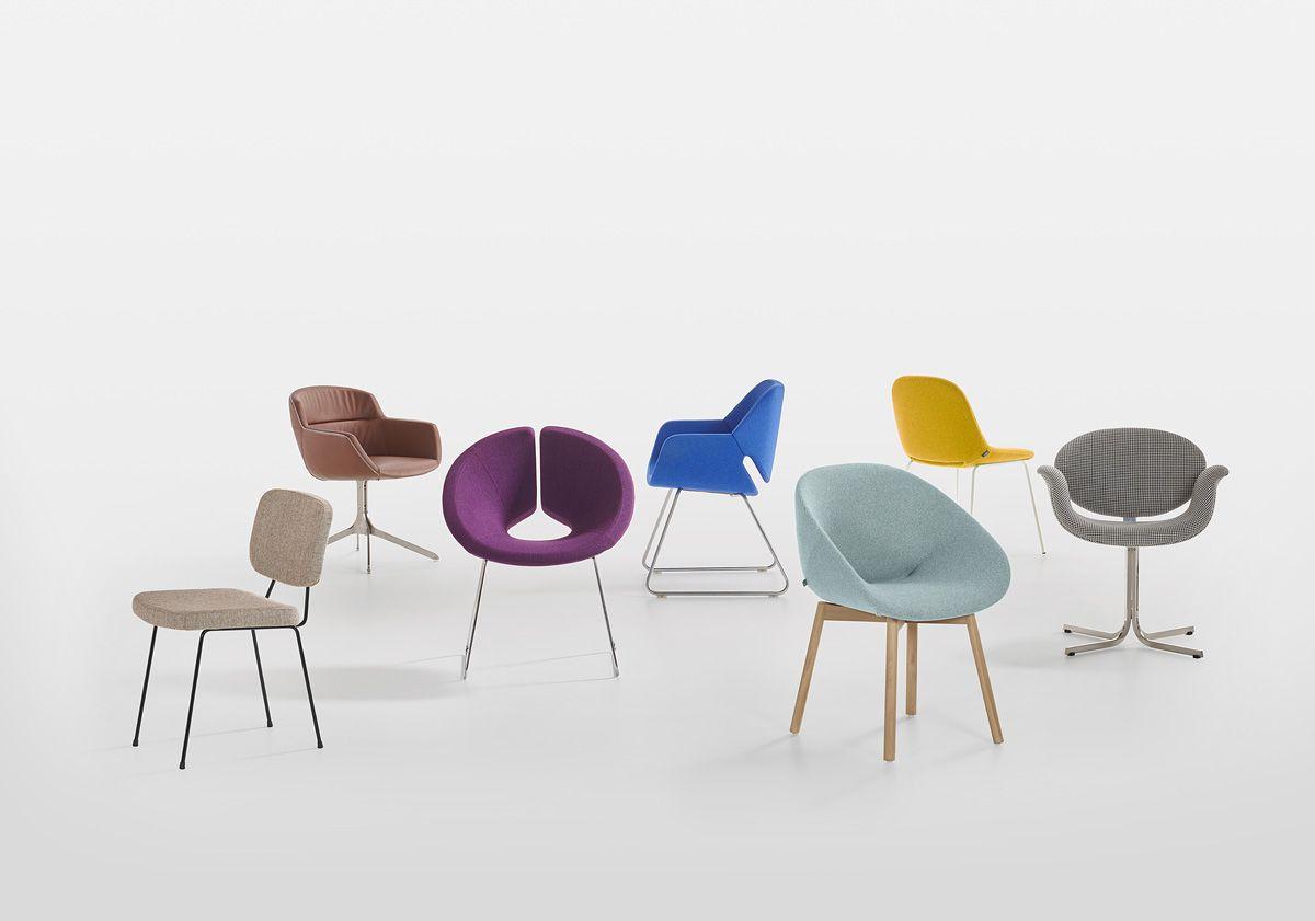 Artifort by van Til Interieur Alkmaar Iconic chairs Mood