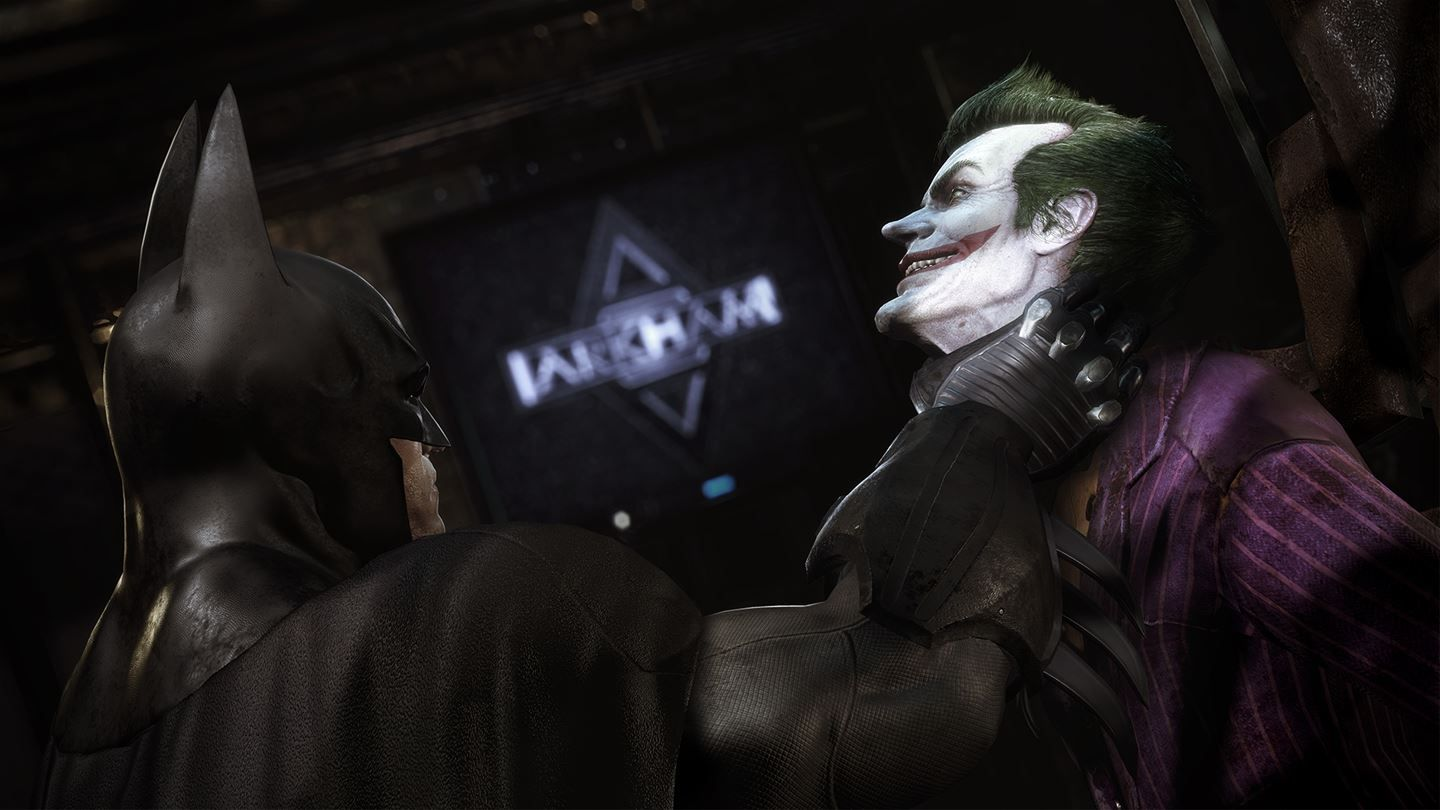 It S Time To Return To Arkham As Batman Arrives On Xbox One And