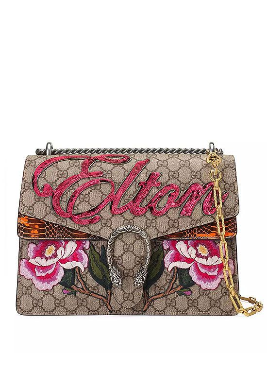 Gucci Bags From Spring Summer 2017 Collection Lovika Dionysus Sylvie