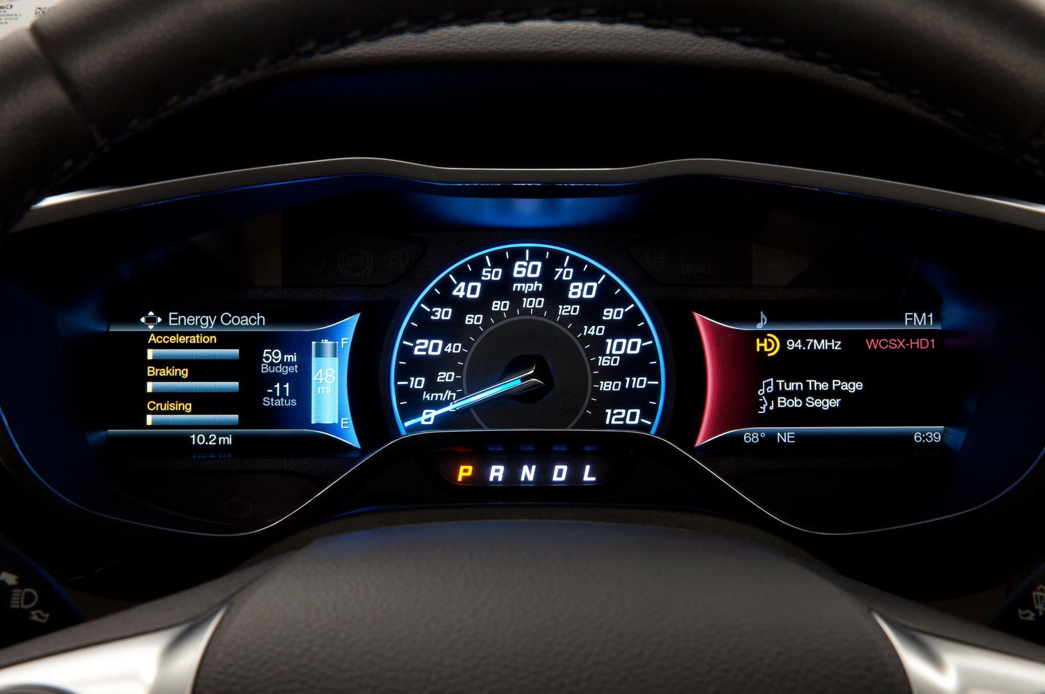 2015 ford focus st - Ford Focus 2014 Sedan Interior