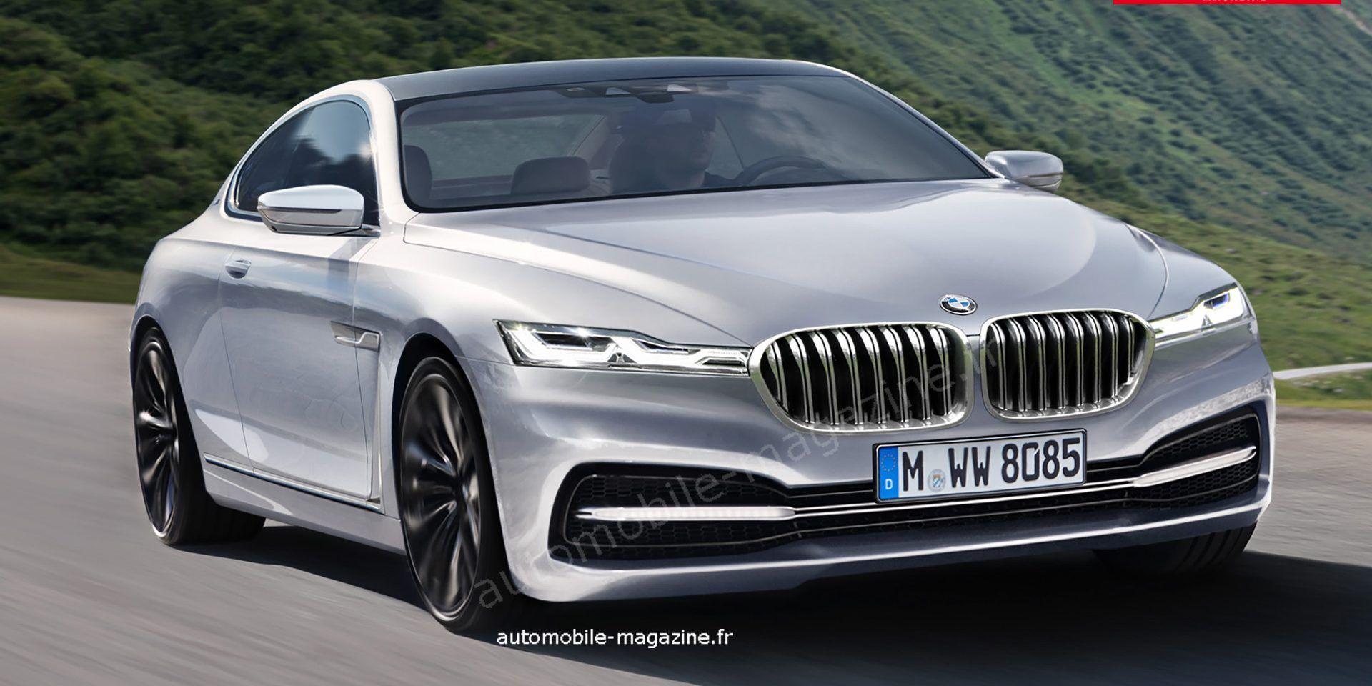 Bmw 8 Series Cabrio Render 2019 2020 Hoeden Motor Auto S