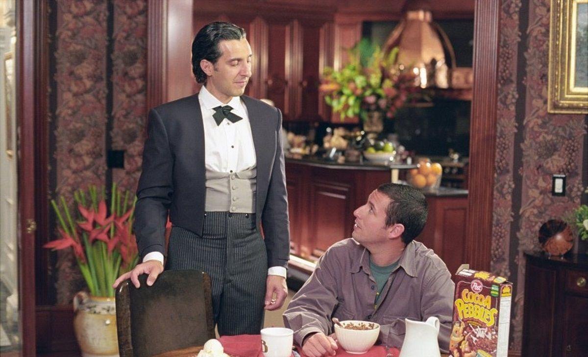 Mr Deeds 2002 Photo Gallery Imdb John Turturro Mr Deeds Comedy Movies