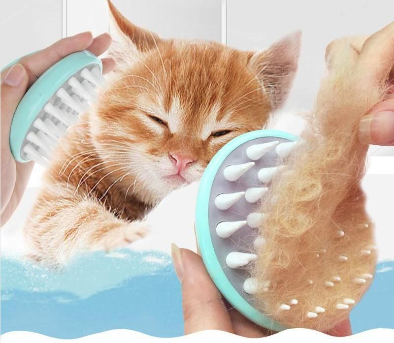 Washing Cleaning Grooming Bath Brush Pet Grooming Cat Wash Dog