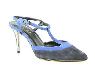 Womens Shoes Vaneli Skerry Jordan Blue Suede/Navy Suede