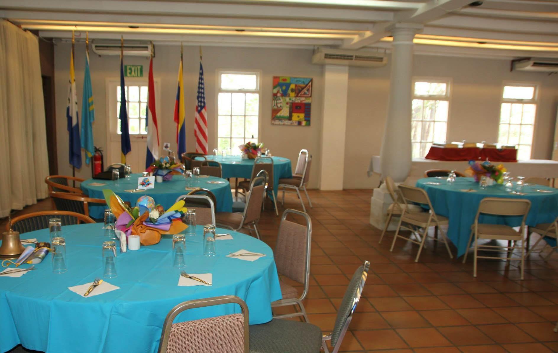 Curacao Rotary Zeelandia Room Curacao Rotary Club Room