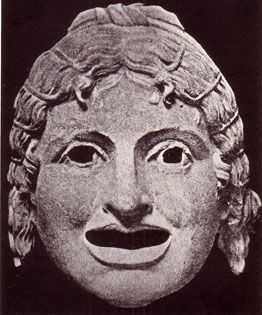 ancient greek mask template - greek inspiration on pinterest comedy masks and