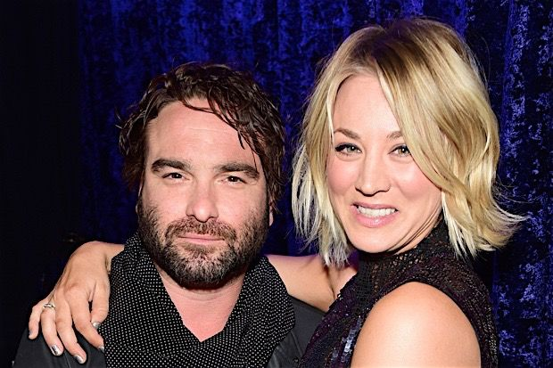 johnny galecki dating list How can the answer be improved.
