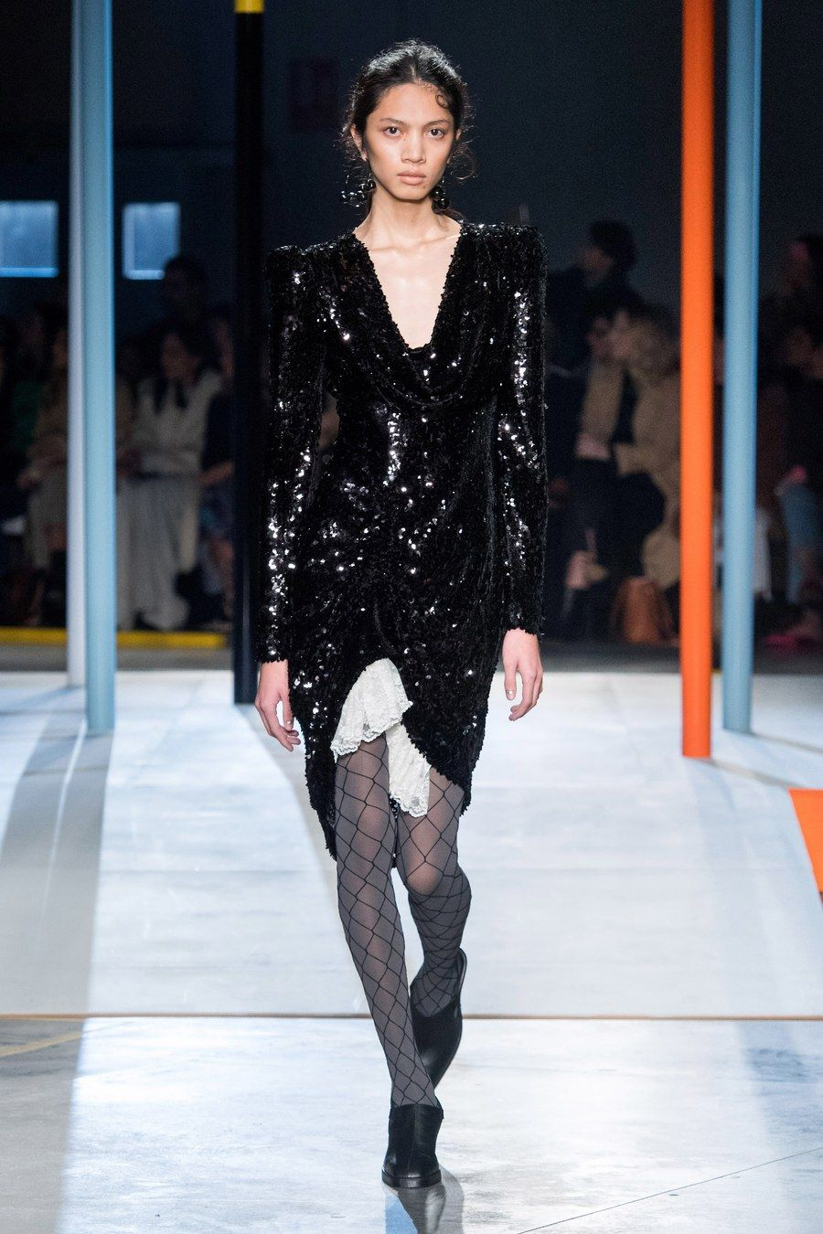 Thornton by preen bregazzi fall runway review