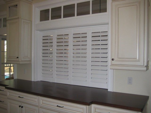 Pass Through Window With Shutters   Google Search