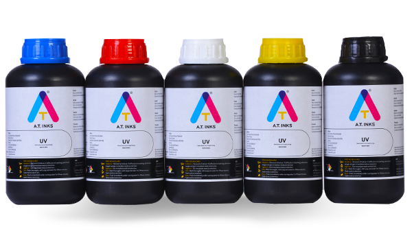 A T  is largest manufacturer of Printing UV Ink India providing high