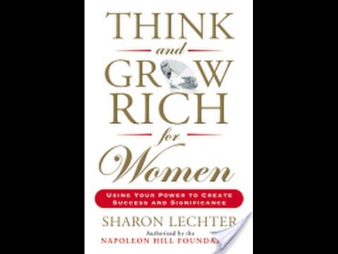 think and grow rich for women by sharon lechter ebook pdf youtube