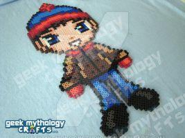 Stan South Park Chibishou by GeekMythologyStudios