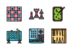 Board Game Icons By Smalllike Board Games Game Icon Games