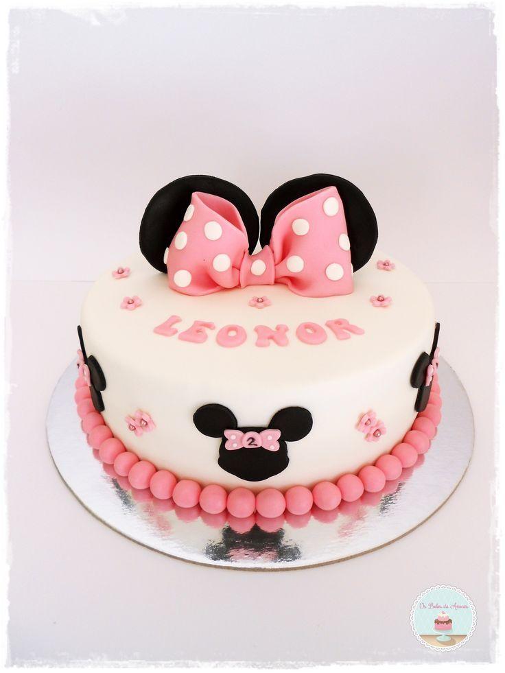 Minnie Mouse Cake Ideas Minnie Mouse Birthday Party Ideas Mickey