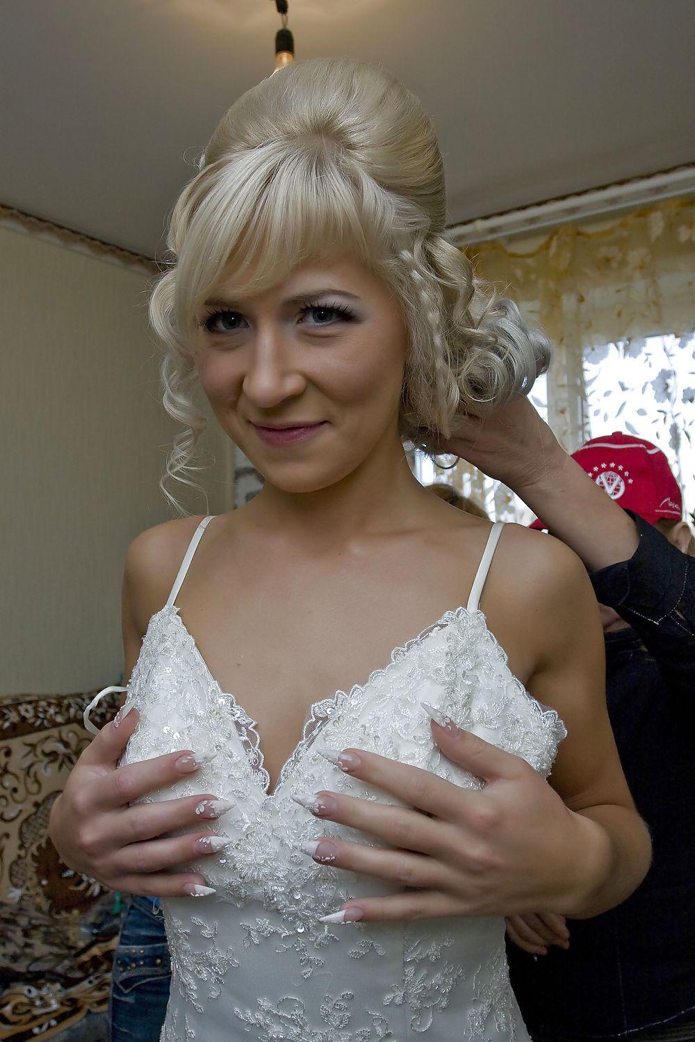 My Kinda Gurlz Thetransgenderbride Getting Her Ready