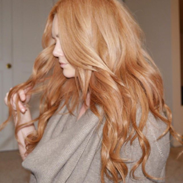 Pin On Strawberry Blonde Hair