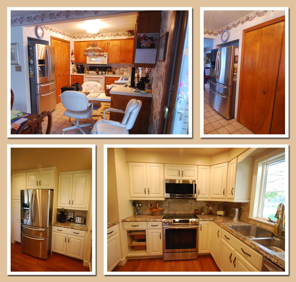 Country Kitchen Yucca Valley: Before & After Kitchen Remodel By Me. Valley Kitchen Sales