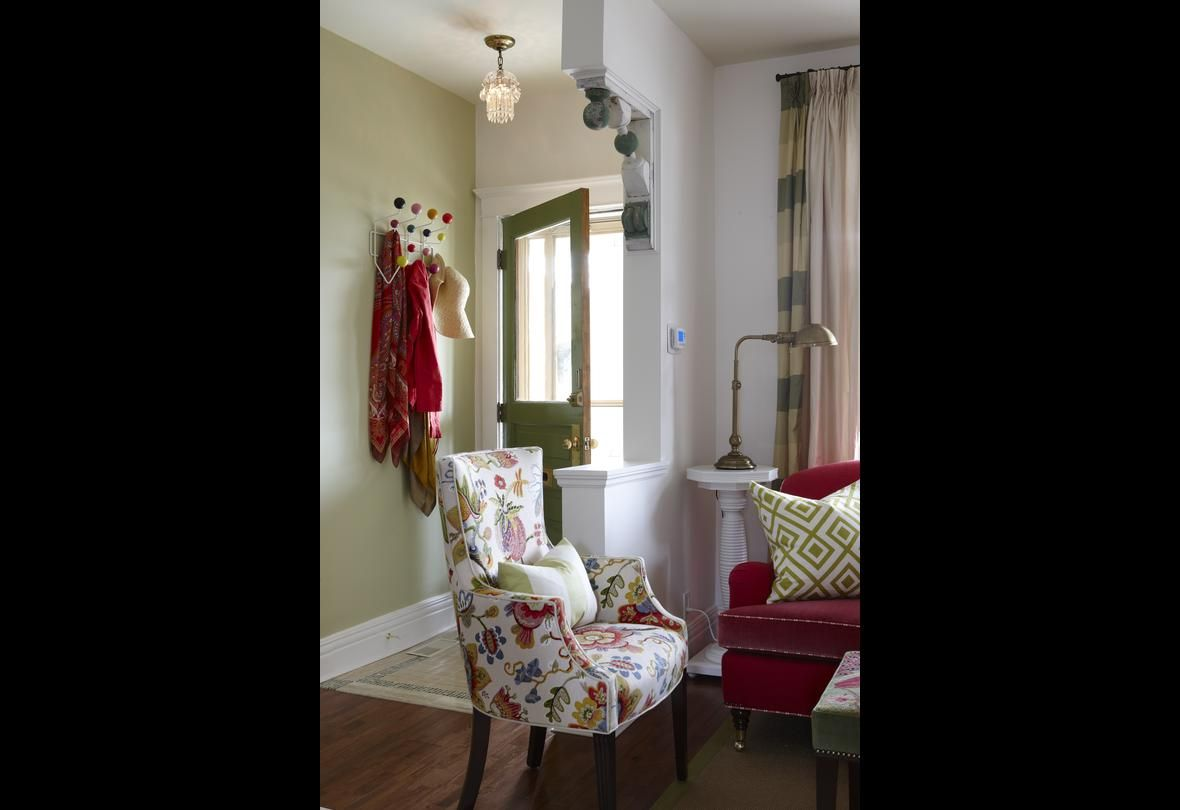 Top Decorating Ideas by Sarah Richardson Vibrant living
