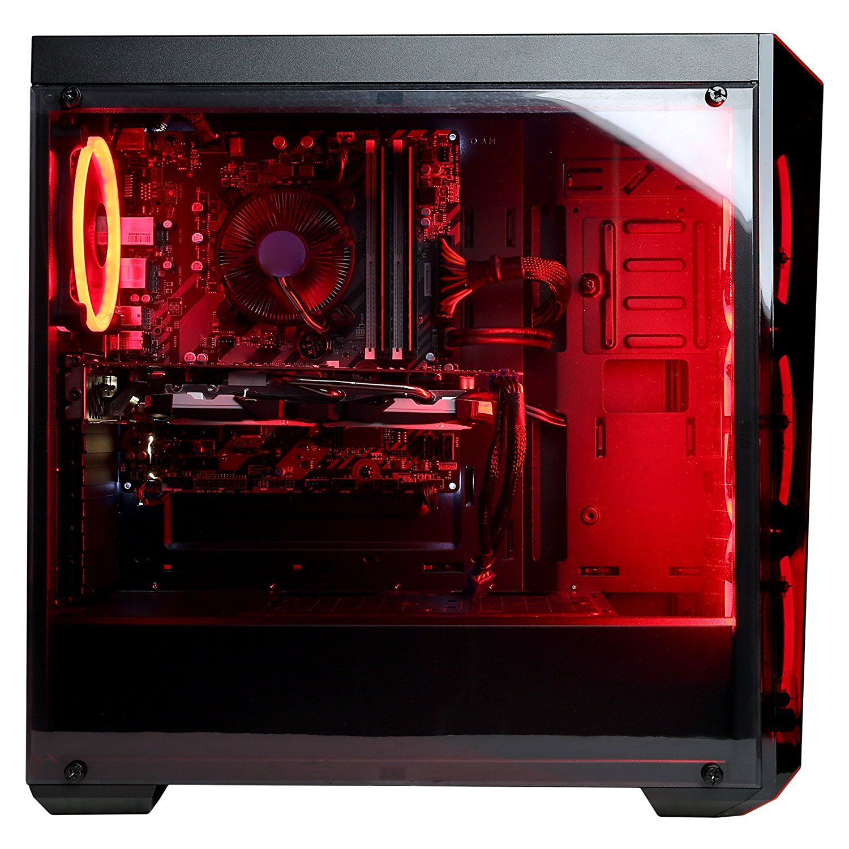 Cyberpowerpc Gamer Xtreme Gxivr8020a4 Desktop Gaming Pc Intel I5 7400 30ghz Amd Rx 580