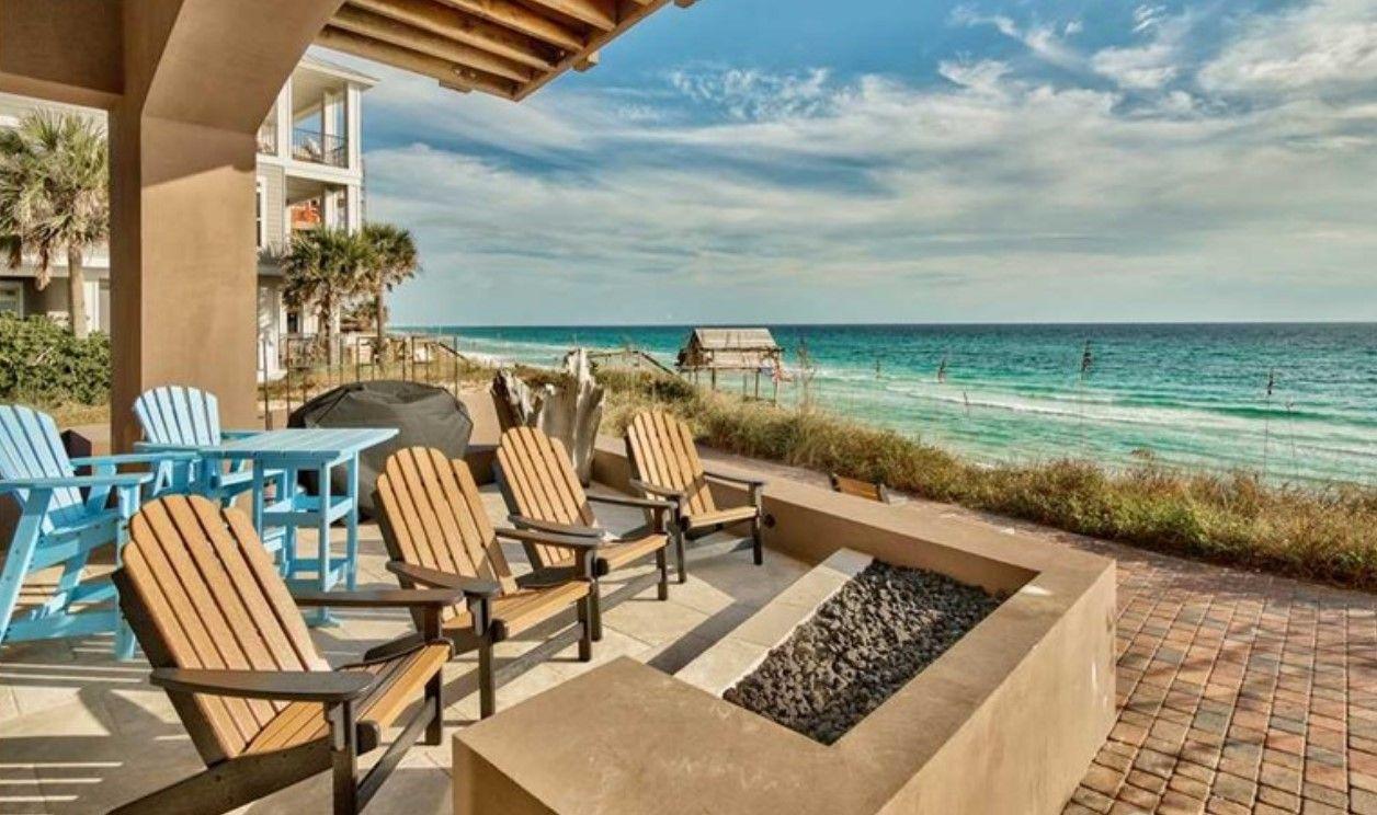 Panama City Beach Houses For Rent Beach Houses For Rent Beachfront House Florida Beach House Rentals