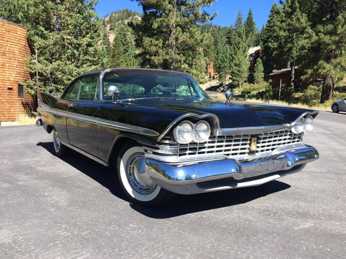 1959 Plymouth Sport Fury For Sale 1863489 Plymouth Plymouth